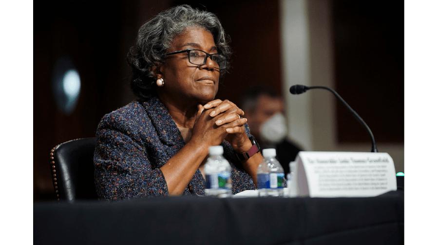 ABD hızla demokrasiye dönüyor: BM Daimi Temsilcisi Linda Thomas-Greenfield