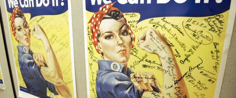 Arap ülkelerindeki kadın mühendislerin oranı Batı'dan yüksek