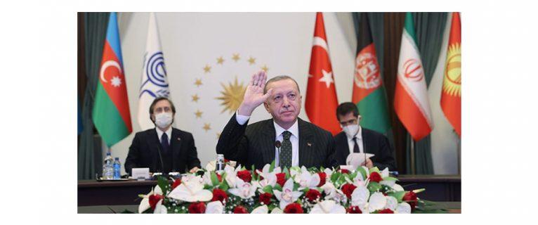 Erdoğan İslam ülkelerine seslendi: KKTC ile ilişkilerinizi geliştirin