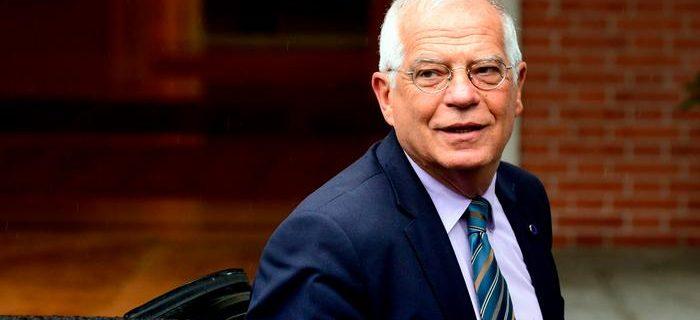 Borrell: Yürünecek zor bir yol var ama çözümler bulunabilir