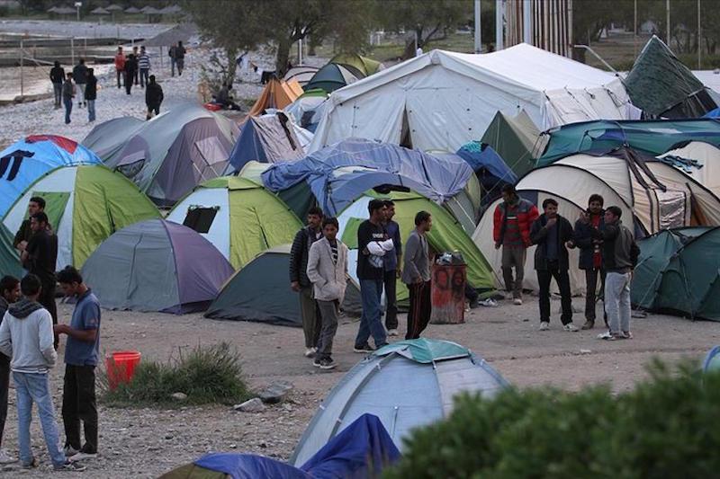 Yunanistan'da Türk göçmen intihar etti, arbede çıktı