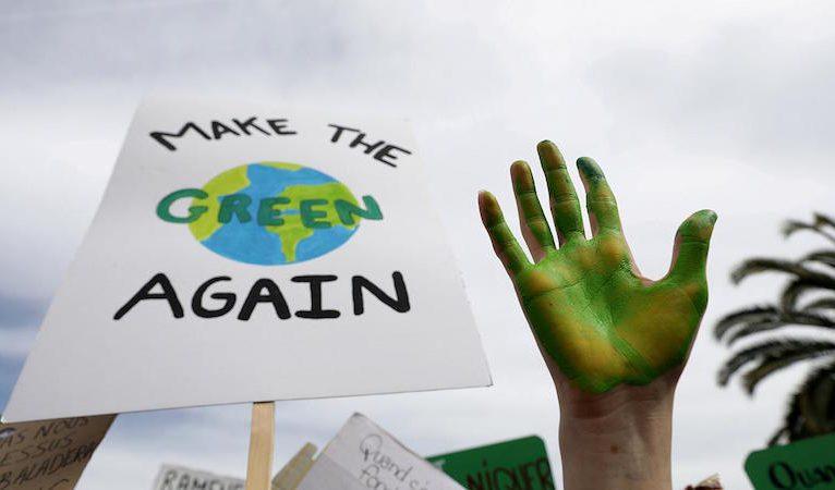 AB kurumları 2030'a kadar sera gazı emisyonlarını yüzde 55 azaltacak