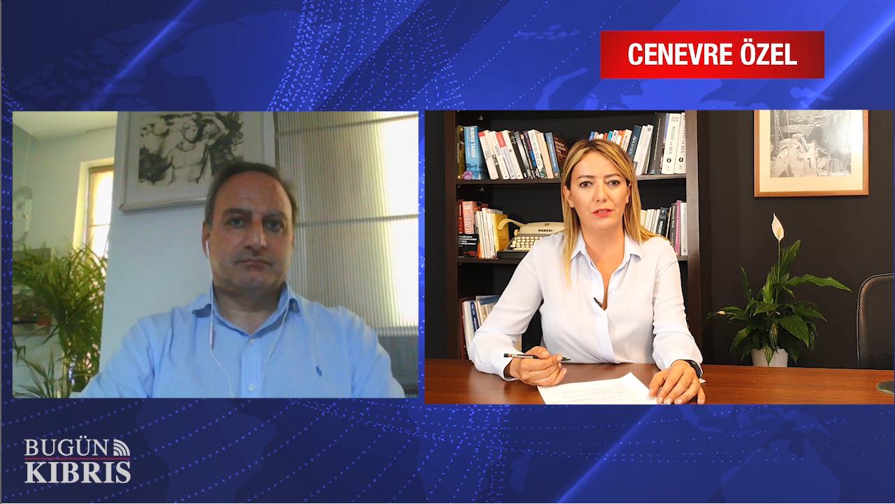 Stefanu: Anastasiadis'e Çavuşoğlu'nun 'hastane' açıklamalarını sorduk