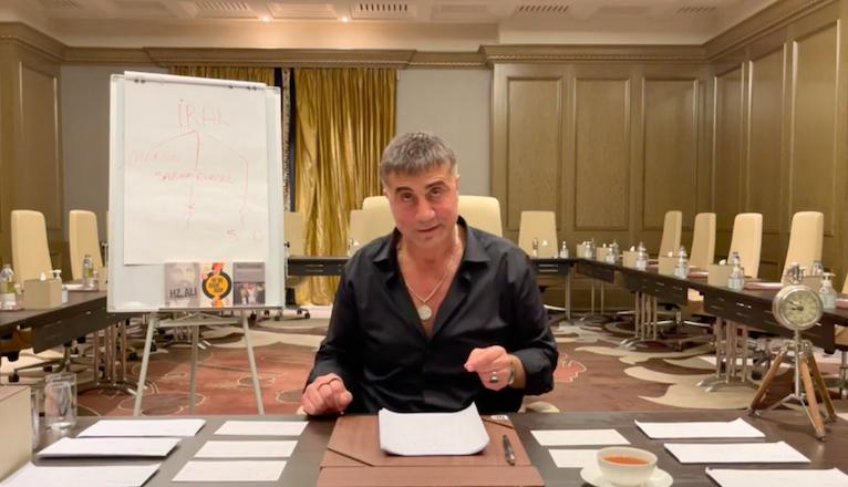 Sedat Peker, Kutlu Adalı cinayeti hakkında konuştu: Emri Mehmet Ağar verdi!