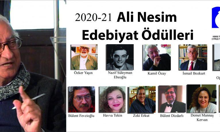 Ali Nesim Edebiyat Ödülleri sahiplerini buluyor