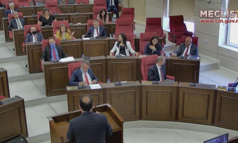 Türkiye adaya iki üs kuruyor ama Meclis'in haberi yok