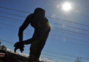 Artan sıcaklarla iş kazalarında artış olacak