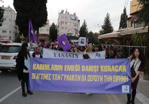 """""""Kadınların Kıbrıs'ta barış sürecine katılması olumlu bir etki yaratacak"""""""