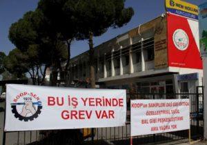 Güröz: Gerekirse süresiz greve gideriz (Video haber)