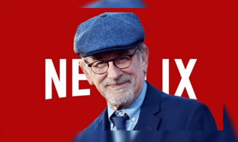 Spielberg Netflix'te