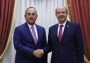 Tatar: Çavuşoğlu'nun ziyareti siyasetimize yön vermemiz açısından çok önemlidir