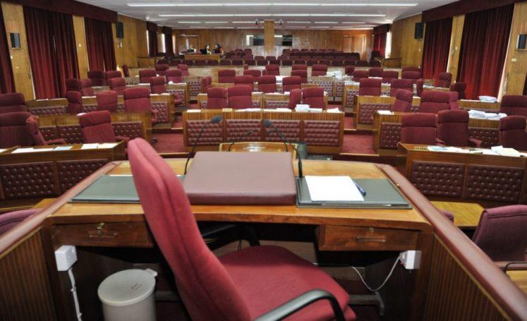 Meclis 7 Ekim'den bu yana toplanamıyor