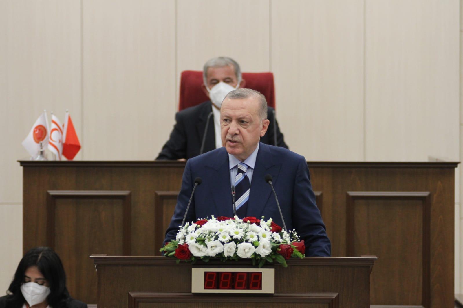 Erdoğan müjde ver(e)medi