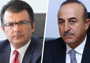 Akansoy'dan Çavuşoğlu'na mektup