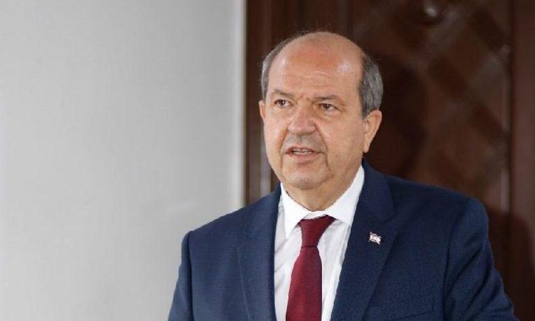 Tatar: Hükümeti kurma görevini UBP Kurultayını kazanana vereceğim