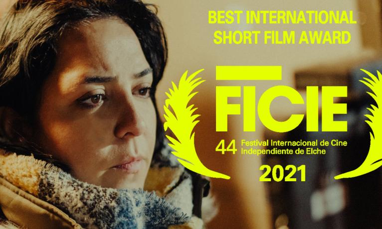 """Teslimat, GOYA """"En İyi Uluslararası Kısa Film"""" ödülünü aldı"""