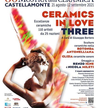 Seramik sanatçısı Mümine Özdemirağ Yağlı'nın eseri 60. Castellamonte Seramik Sergisi'nde Kıbrıs'ı temsilen sergilendi.