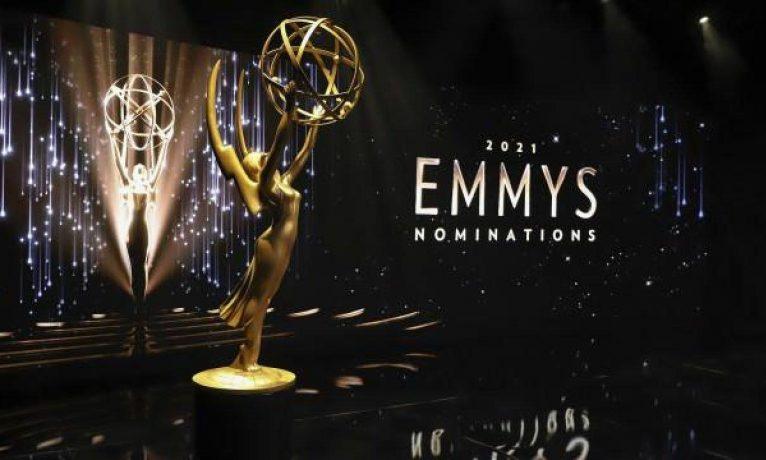 Emmy 73. kez sahipleri ile buluştu