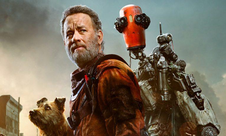 Tom Hanks'in son filmi 'Finch'in ilk fragmanı çıktı