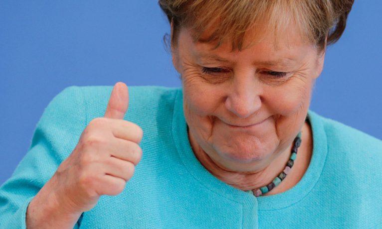 AB vatandaşlarının çoğunluğu, 'Avrupa Başkanı' olarak Merkel'i tercih etti