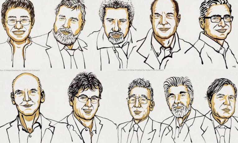 Nobel'i kazananlar belli oldu