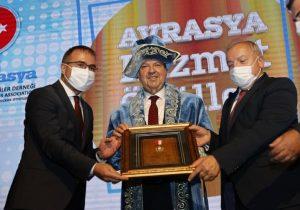 Memleket yanıyor, Tatar Antep'e gidiyor!