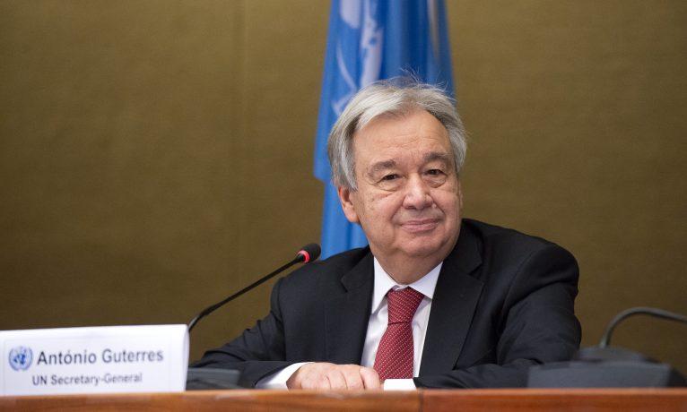 Guterres tarafından özel temsilci atanması konusunda hareketlilik olduğu söyleniyor