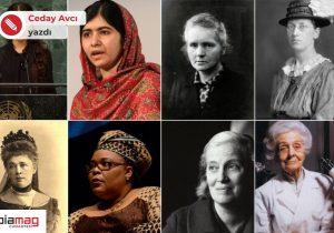 Marie Curie'dan Maria Ressa'ya: Nobel'in kadınları