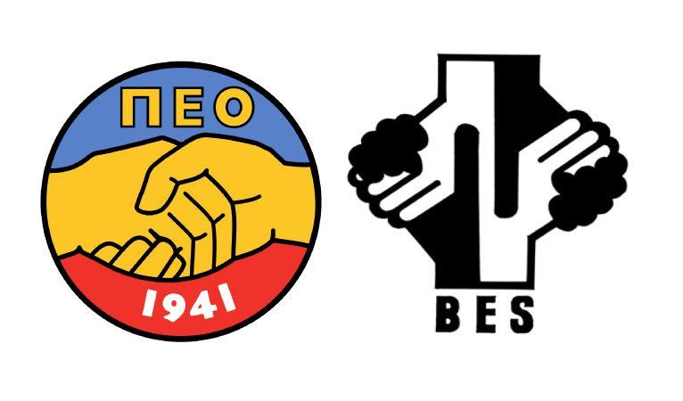 PEO ve BES Kıbrıs sorunundaki durgunlukla ilgili endişelerini dile getirdi